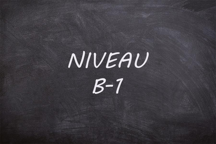 B1 – Was nun?