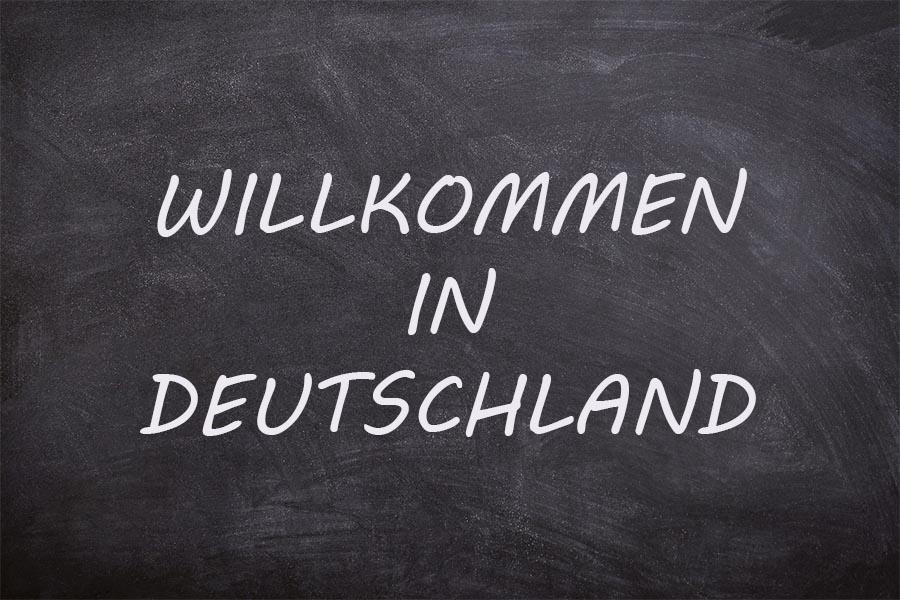 Almanya'ya yeni gelenler için Almanca başlangıç rehberi – Flüchtlingshilfe Deutschheft Turkisch